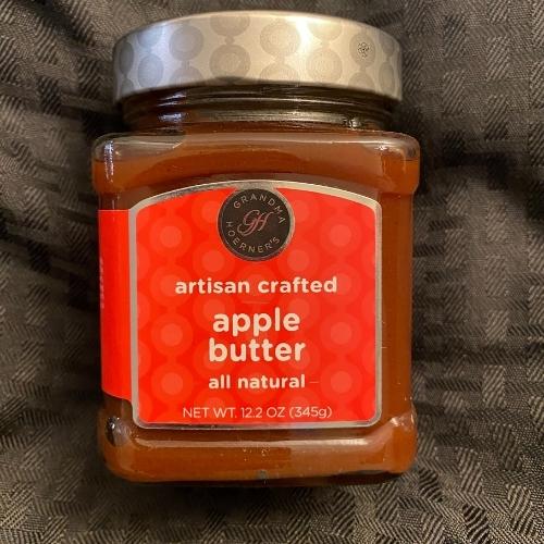 Grandma Hoerner's Apple Butter