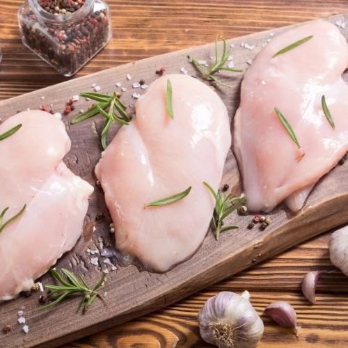 Bonless, Skinless Chicken Breasts