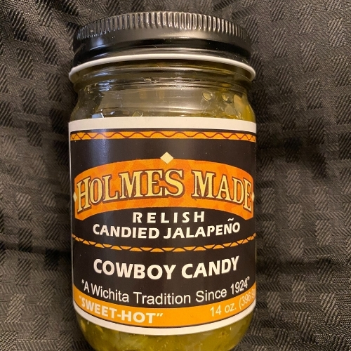 Holmes Made Cowboy Candy