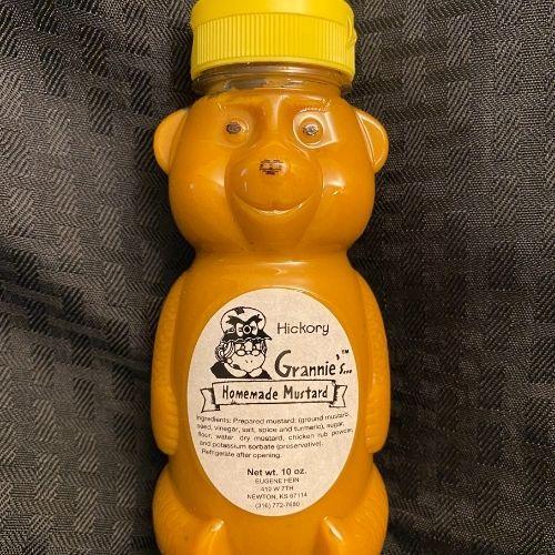 Grannie's Hickory Mustard