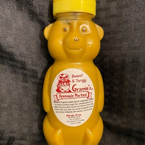 Grannie's Sweet and Tangy Mustard