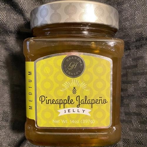 Jalapeño Pineapple Jelly