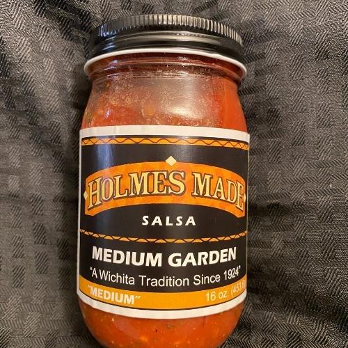 Medium Garden Salsa