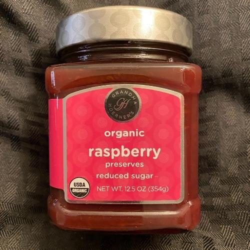 Grandma Hoerner's Raspberry Preserves