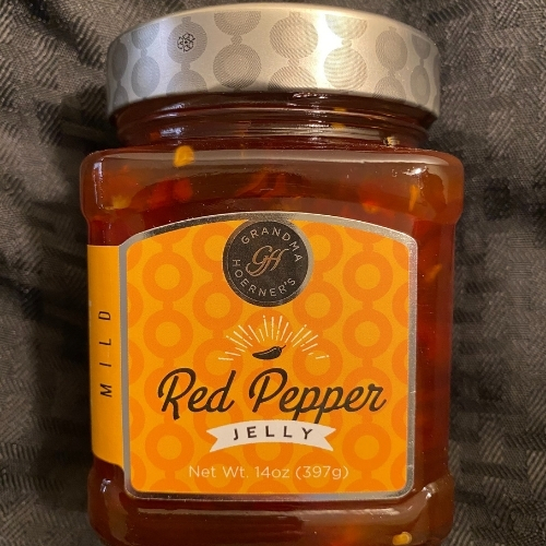 Grandma Hoerner's Red Pepper Jelly