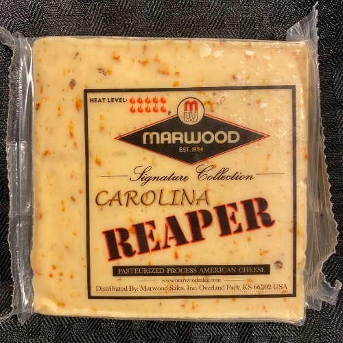Carolina Reaper Cheese