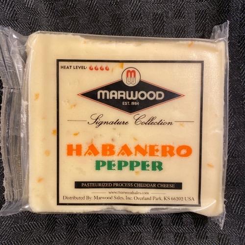 Habanero Pepper Cheese