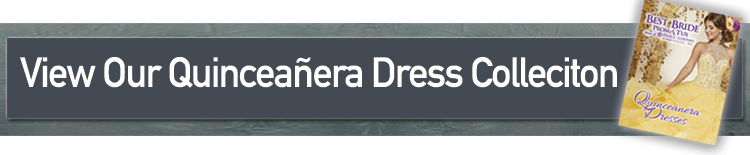 The Best Selection of Quinceañera Dresses
