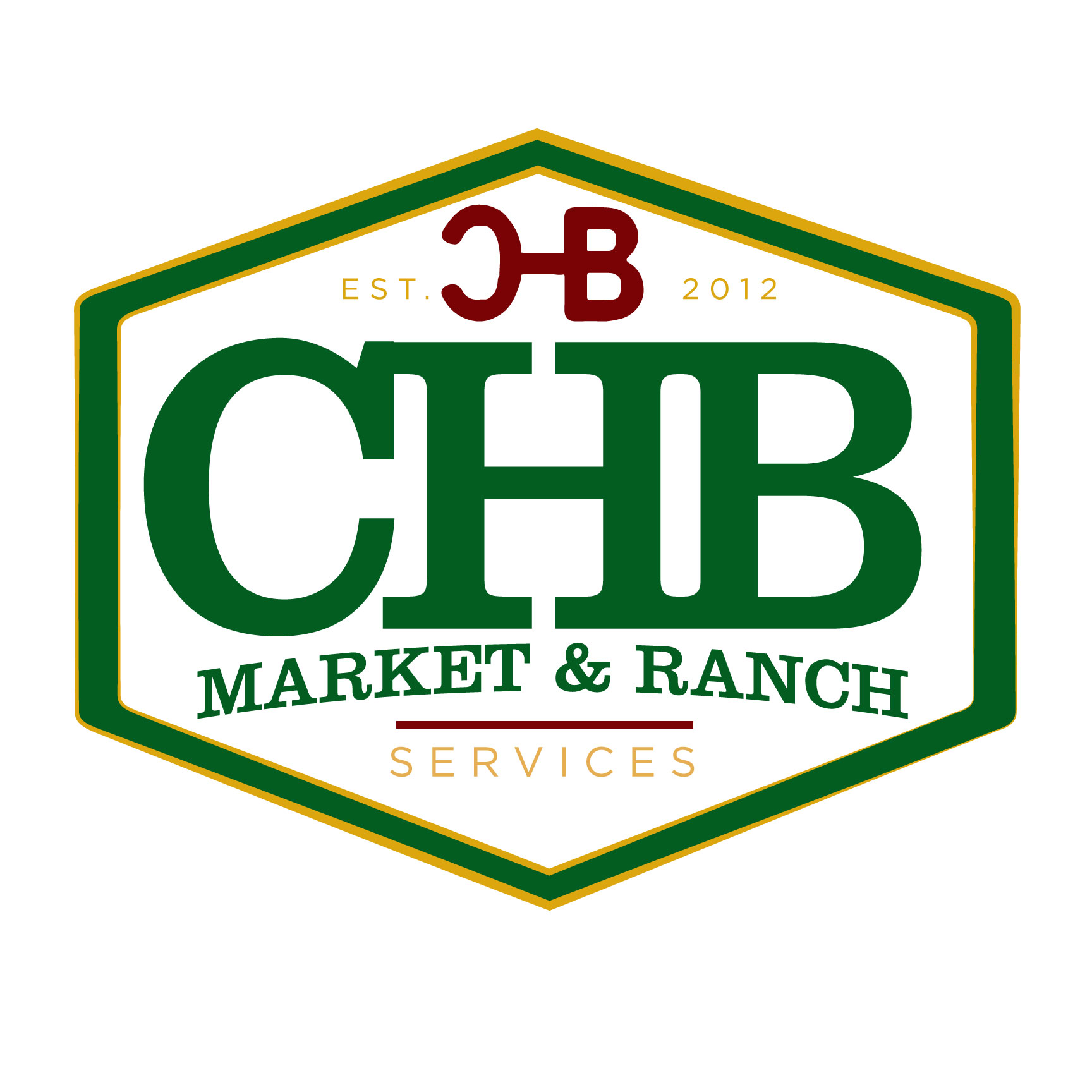 CHB green logo