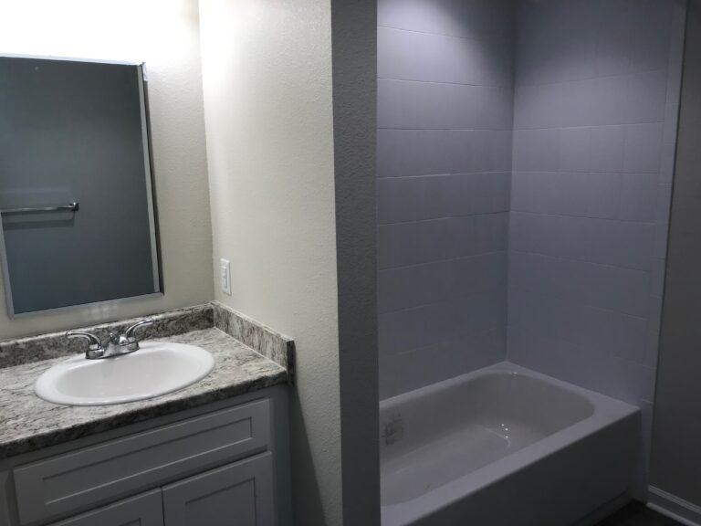Loft Unit Bathroom