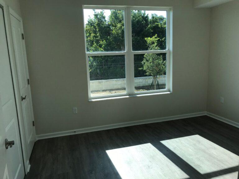 Loft Unit 1st Bedroom View