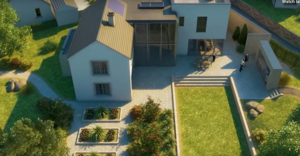 3D Home Animation