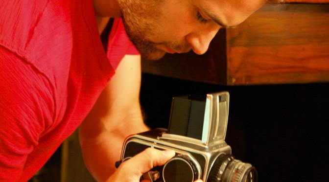 Using a Friend's Leica Camera
