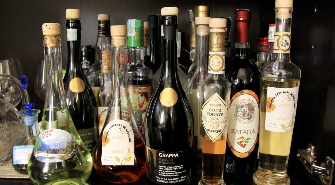Learn How To Make Grappa At Home