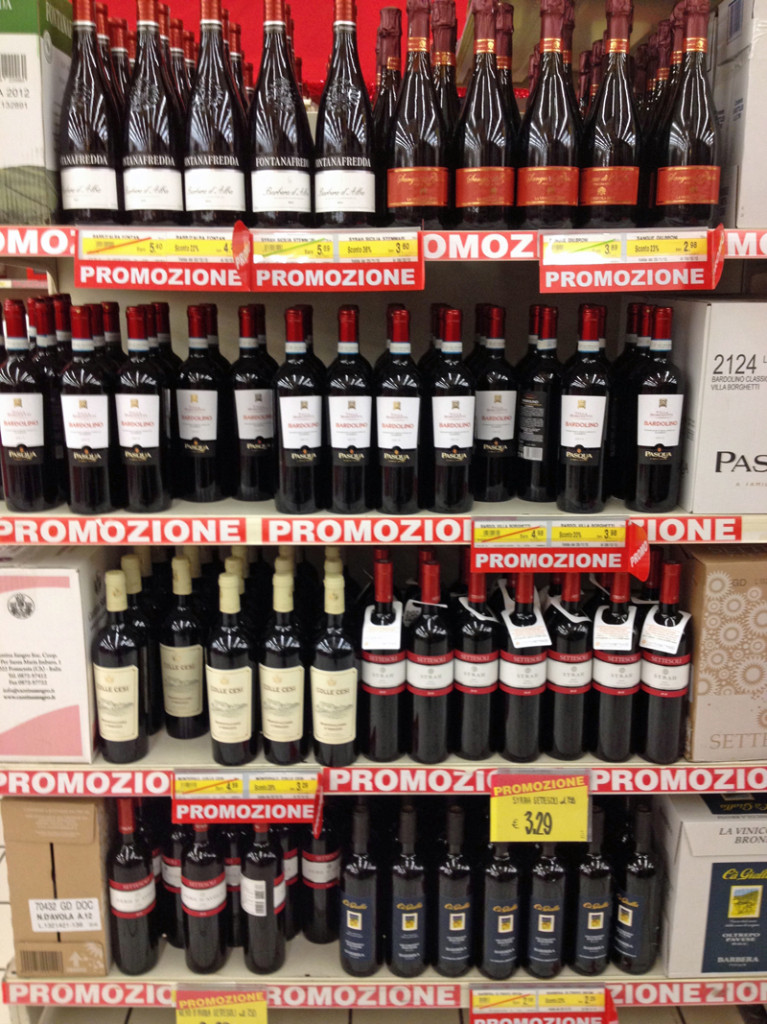 But the BEST sales are when the wine is deeply discounted!