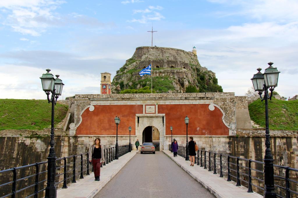 Old Fortress (Παλαιό Φρούριο)