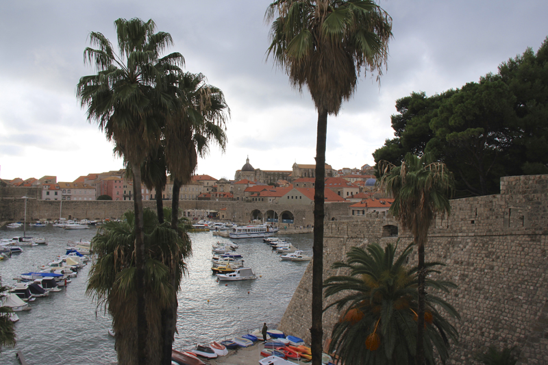 The Old City of Dubrovnik exhumes charm