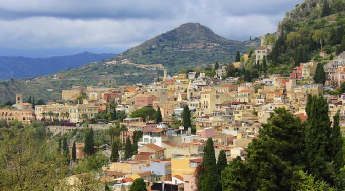 Michael Corleone Says Ciao to Taormina, Sicily