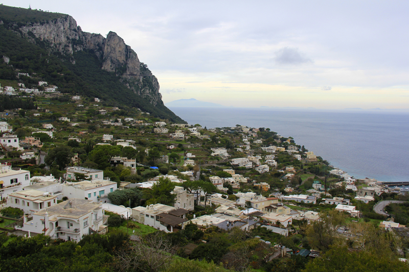Capri combines stunning manmade and natural beauty
