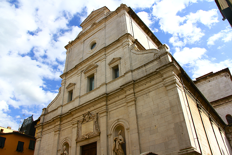 Churches of Lucca