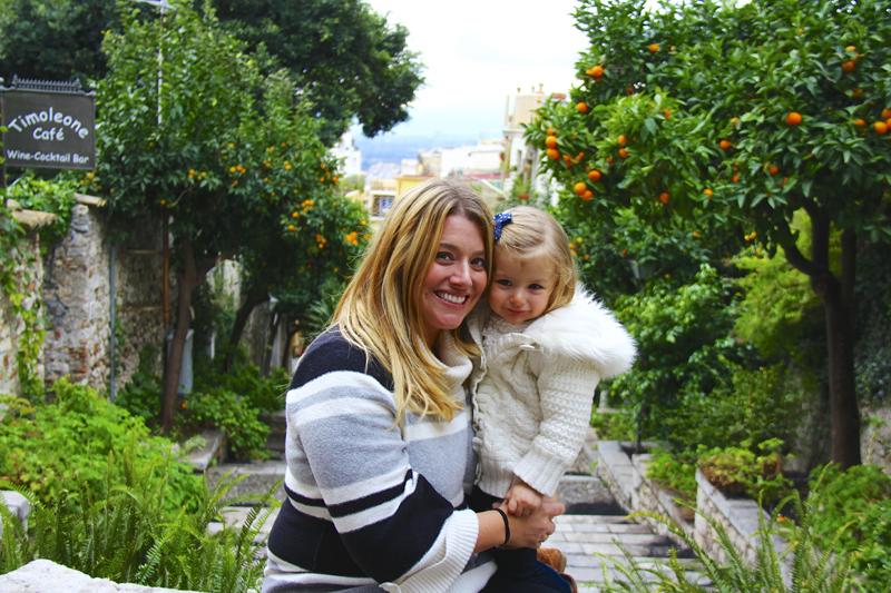 Oranges were in season