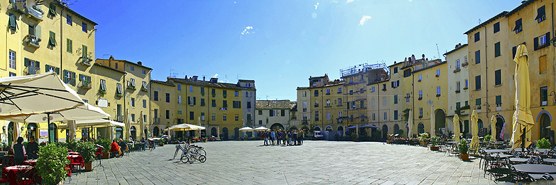 Lucca Amphitheater
