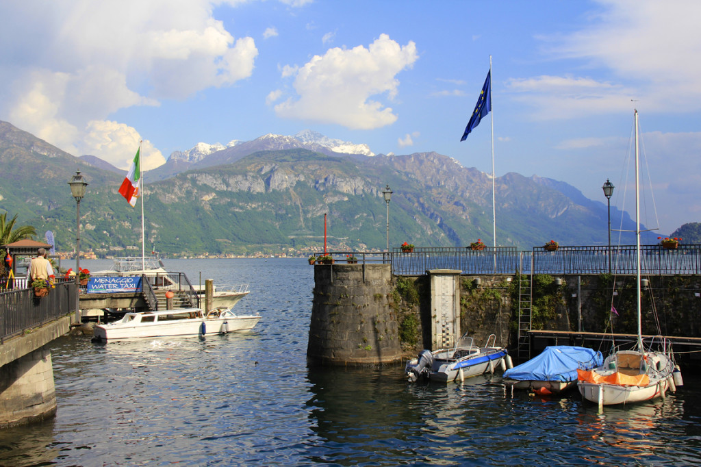 We strolled around Menaggio, which is one of our favorite lake towns