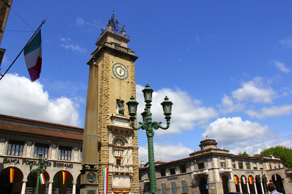 Città Bassa in Bergamo