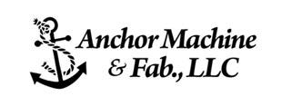 Anchor Machine Fabrication Shop Tampa