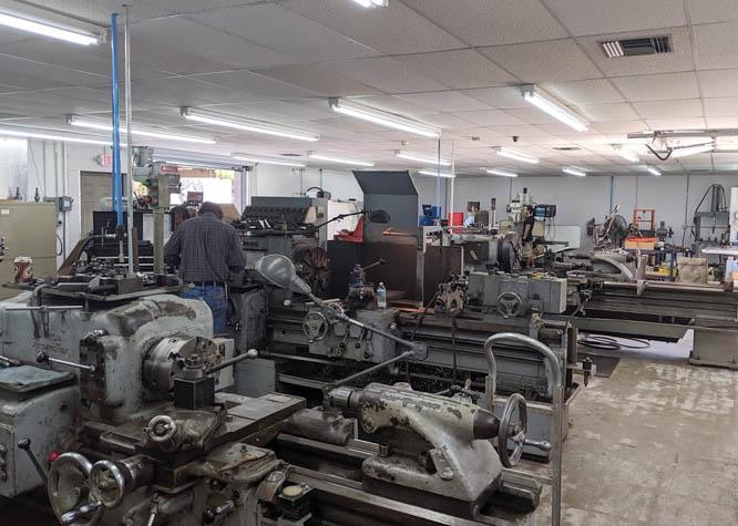 Tampa Machine Shop Services