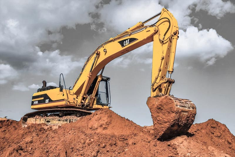 Heavy Equipment Repair & Maintenance