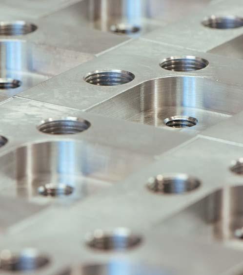 Tampa Metal Polishing & Finishing Services