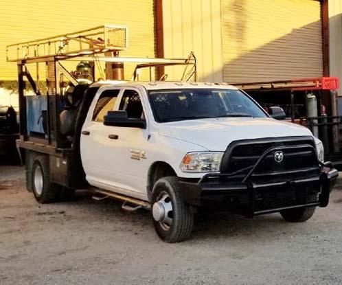 Tampa Mobile Fabrication Repair