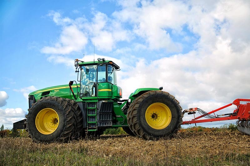 Repairs on Agricultural Equipment