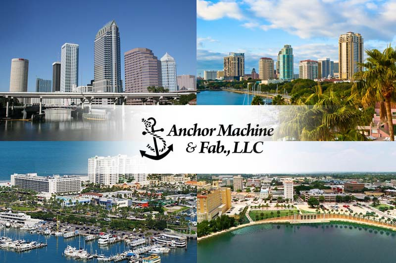 Machine Shop Services in Tampa St Pete Clearwater Lakeland