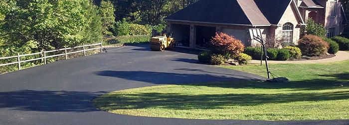 Asphalt Driveway Installation