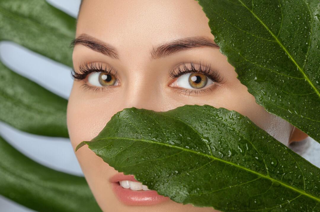 eyelash extensions volume