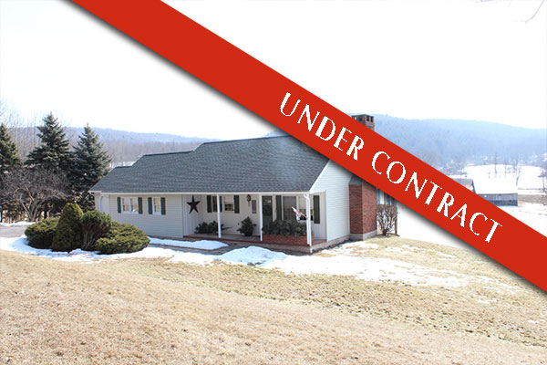 18 +/- Acres, Ranch Home in New Albany