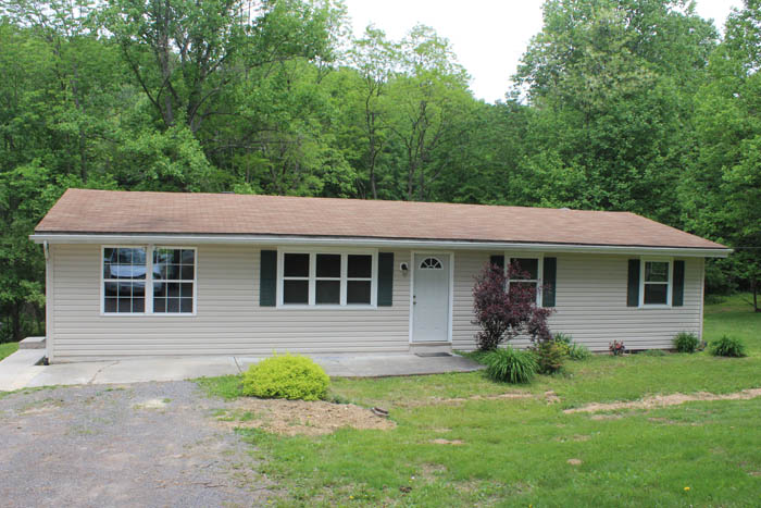 16+/- Acres, Ranch Home & Wooded Land, Muncy PA