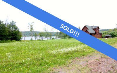 1,034 Acres Land, Custom Log Home