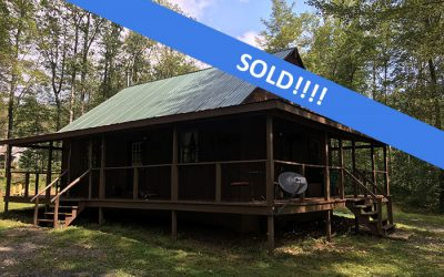 10 +/- Acres, Perfect Cabin