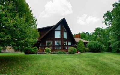 18 Country Acres with Beautifully Designed Home