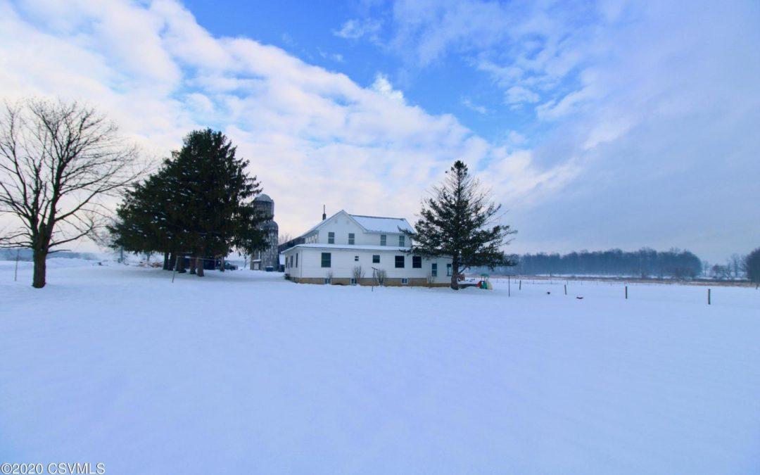 88+/- Acre Farm