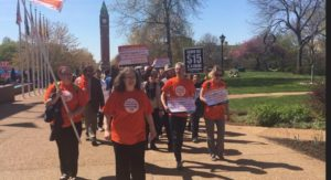 adjuncts in action seiu faculty forward