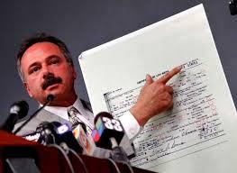 Cold Case Posse Lead Investigator Lt. Mike Zullo