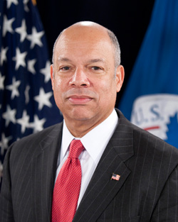 Department of Homeland Security Secretary Jeh Johnson (Image credit: DHS)