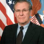 Secretary of Defense Donald H. Rumsfeld - DoD photo by Scott Davis, U.S. Army. (Released)