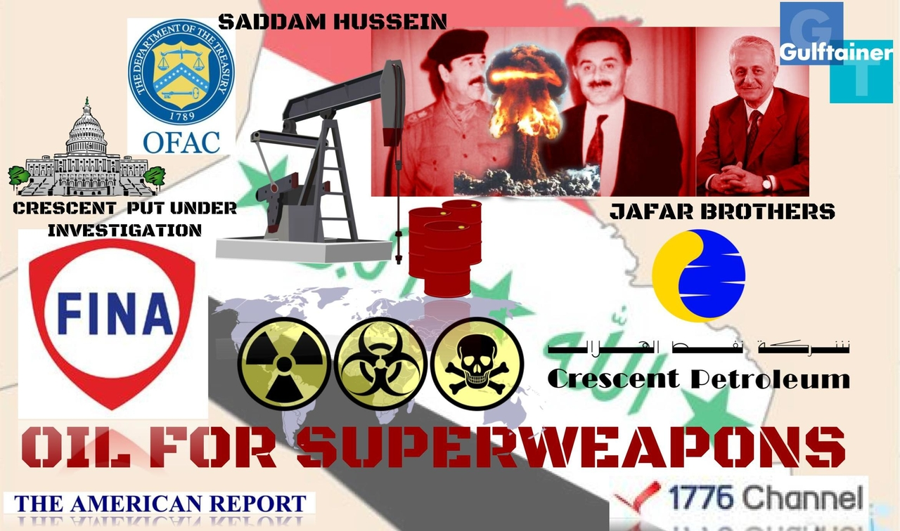 Oil For Superweapons