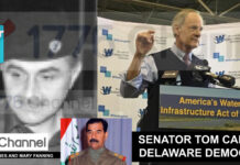 DR JAFAR DHIA JAFAR - GULFTAINER - SENATOR TOM CARPER - 1776 CHANNEL