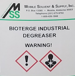 Bioterge-Industrial-Degreaser-Label